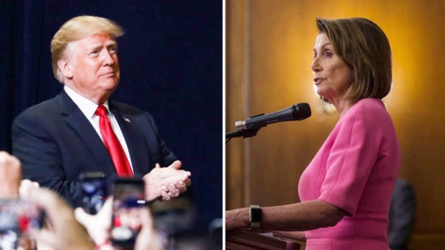 Trump Responds to Pelosi After She Reportedly Said She Wanted Him Jailed