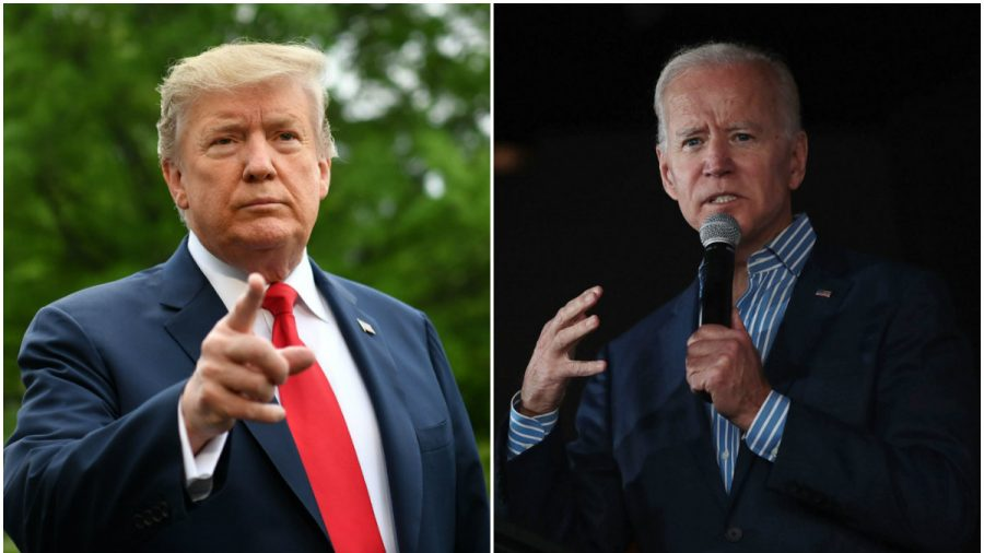 Trump Responds After Biden Says President 'The Bully I'd Smack in the Mouth'