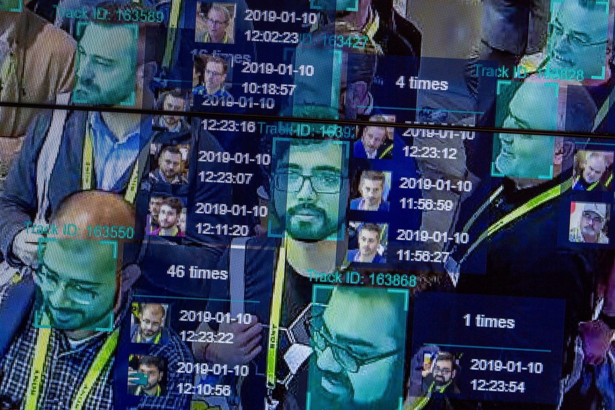 artificial intelligence and facial recognition