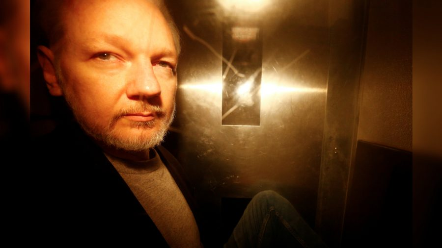 US Formally Asks UK to Extradite WikiLeaks' Assange