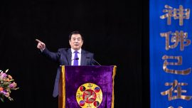 Over 10,000 Attend Falun Dafa Conference to Hear Stories of Self-Improvement