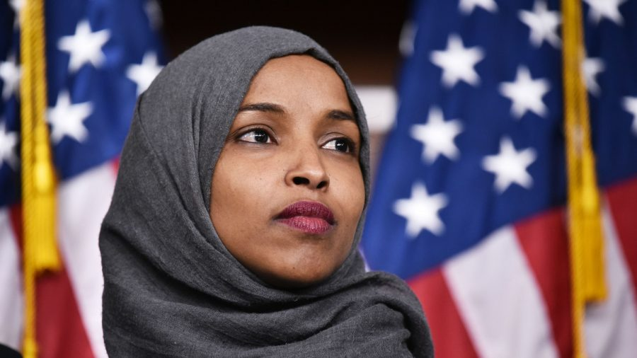 Ilhan Omar Labels All Trump Supporters 'Racists' Amid Spat With President