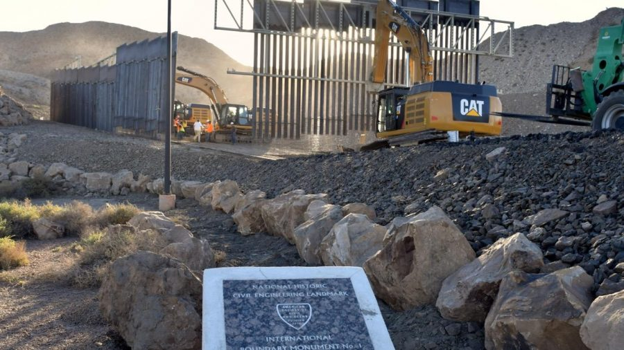 Update: New Mexico City Allows Construction of Border Wall on Private Land