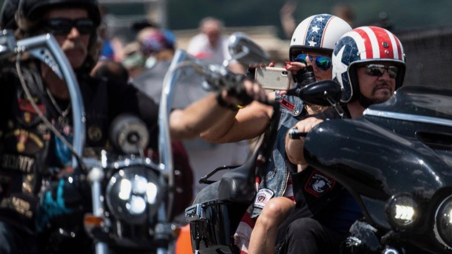 Bikers Will Descend on Washington if Democrats Try to Impeach Trump, Says 'Rolling Thunder' Head
