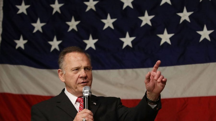 Trump Urges Roy Moore to Forgo Running for Alabama's US Senate Seat
