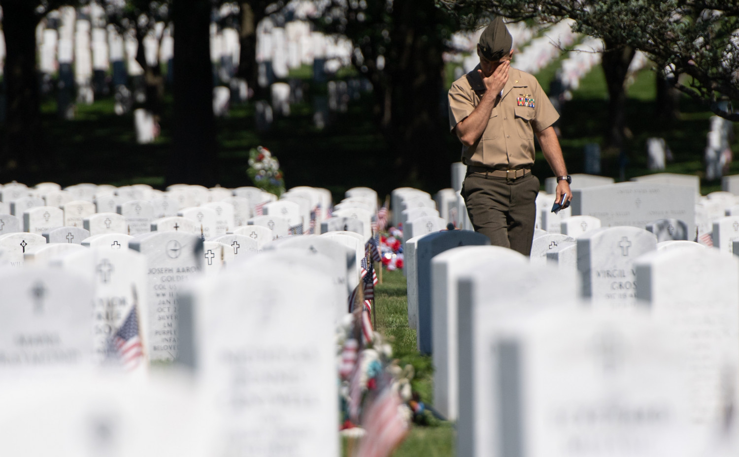 'I'll Do It Over Again If I Need To:' Veterans on Patriotism and Sacrifice