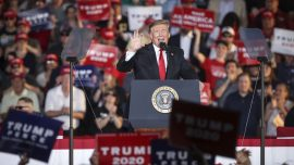Trump: Pennsylvania is 'Winning' and 2020 Republican Candidates Are Key