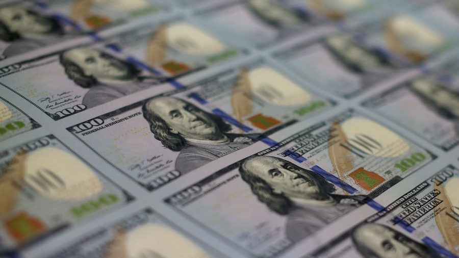 US Budget Deficit Hits All-Time High of $3.1 Trillion