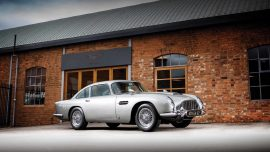 James Bond Car To Fetch Up To $6 Million at Auction
