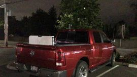 Police: Pickup Truck With 16-Year-Old Sleeping Inside Stolen Outside Gresham Hotel; Teen Found Safe