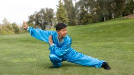 Kung Fu Master: Traditional Martial Arts Focus On Virtue