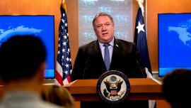 Pompeo Condemns Atrocities in China, Vows to Safeguard International Religious Rights