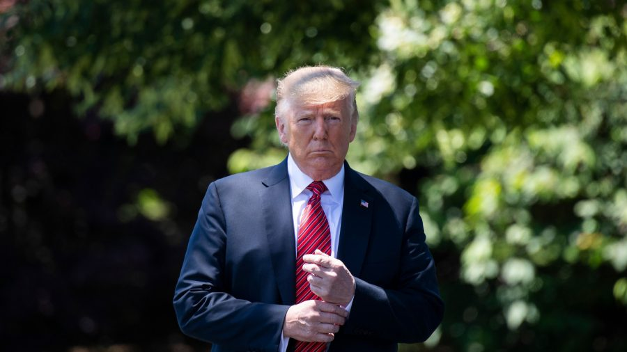 Trump Slams 'Fake Polling,' Says Pollsters 'Suppress the Numbers'