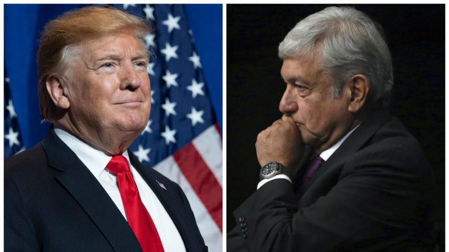 Trump Sees 'Good Chance' of Mexico Migration Deal as Clock Ticks Down to Tariffs