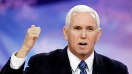 Mike Pence Refuses to Comply With Request for Documents From House Committees in Impeachment Inquiry