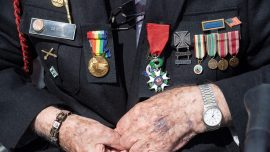 Two World War II Veterans Awarded Their Service Medals Over 70 Years Later