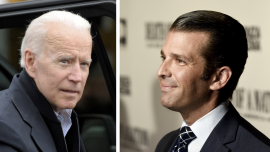 Donald Trump Jr. Slams Biden for Claim About Curing Cancer