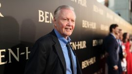 Actor Jon Voight Makes Statement on President Trump and the 'Angered Left'