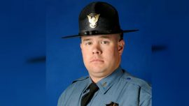 State Trooper Stopped to Help a Crash. He Was Hit by a Vehicle and Killed