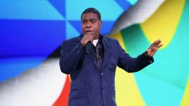Tracy Morgan's Recent Car Accident Causes a Small Fortune in Damages