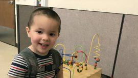FBI, Police Search for Missing 2-Year-Old After Parents Died