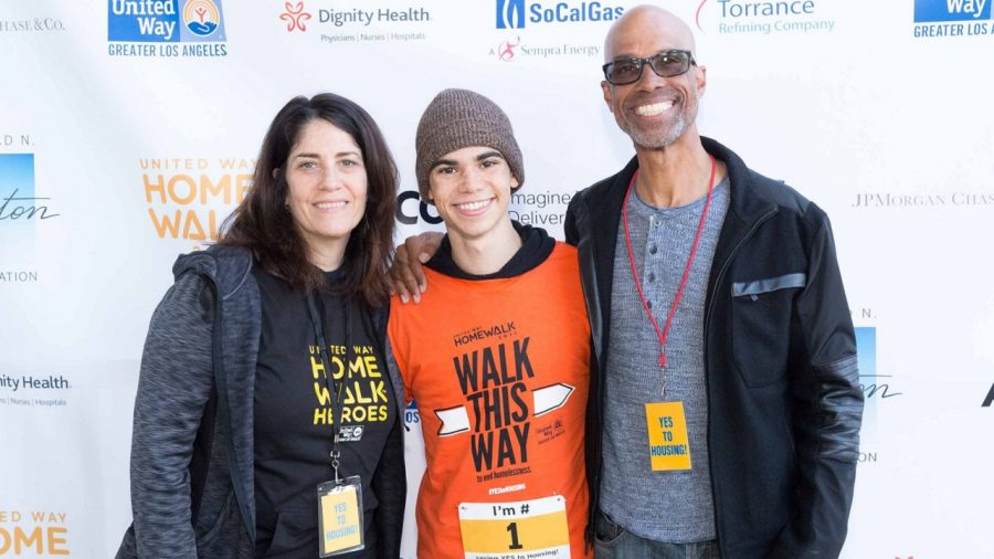 Cameron Boyce's Dad is Thankful, Even in the Midst of a 'Nightmare' He Can't Wake Up From