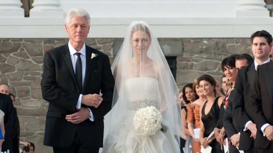 Chelsea Clinton Distances Herself From Jeffrey Epstein Associate Who Attended Her Wedding