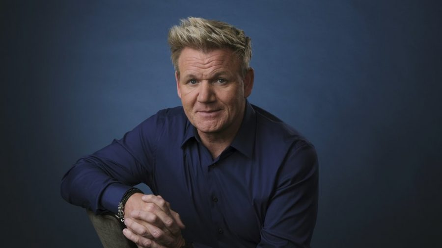 Gordon Ramsay Gets His Hands Dirty for New Travel Food Show