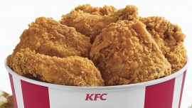 Green Fried Chicken From KFC Shocks Pregnant Woman Into Avoiding Fast Food