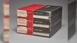 Sotheby's to Auction Rare Videotape of Neil Armstrong's First Steps on Moon