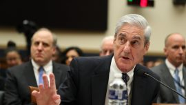 Mueller Corrects Testimony on Why Trump Wasn't Charged With Obstruction