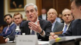 Mueller Silent as Republicans Question Conflicts, Omissions in Russia Probe