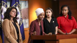 New Video From Trump Campaign Targets 'Squad' of Omar, Pressley, AOC, Tlaib