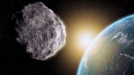 Asteroid Nearly Hits Earth, Astronomers Reportedly Had Little Warning