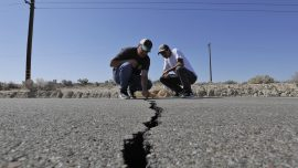 California Earthquake Aftershocks Getting Closer to Second-Biggest Fault in the State