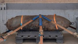 US Bomb From WWII Defused in Germany After Mass Evacuation