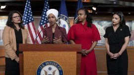 Capitol Police Meet With Omar, Allies Over Safety Concerns: Report