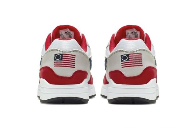 Nike Air Max 1 Quick Strike Fourth of July shoes