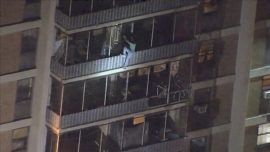 Philadelphia Man Climbs 15-stories to Save His Mom From Fire