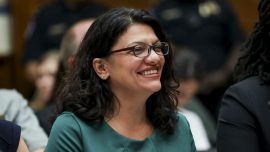 Tlaib Calls for $20-an-Hour Minimum Wage