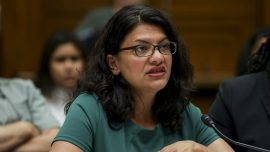 Rep. Rashida Tlaib Sends Message to Pelosi: Remember You're Attacking 'Women of Color'