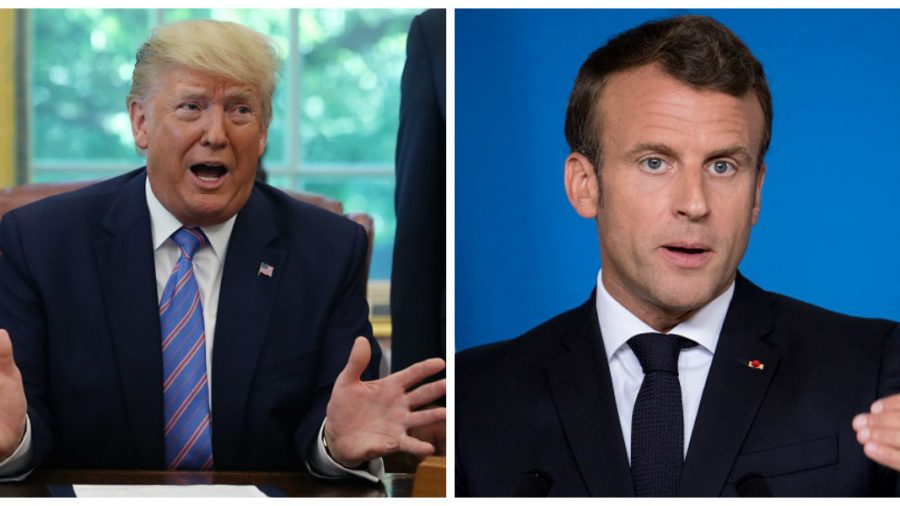 Amazon Praise Trump for Pushing Back Against France's Tax on US Tech Companies