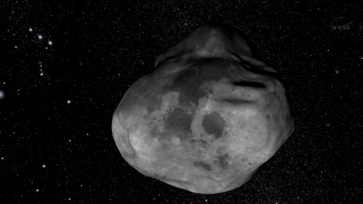 An Asteroid Bigger Than the Empire State Building Is ...