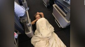 Mother Praises Passengers and Crew After Autistic Son Has Take-Off Meltdown