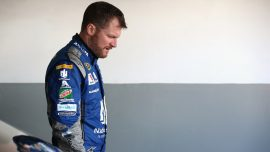Plane of NASCAR Driver Earnhardt Jr. 'Bounced at Least Twice' Before Crashing