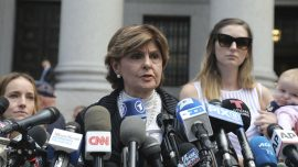 Epstein's Accusers Testify in Court in Wake of His Death