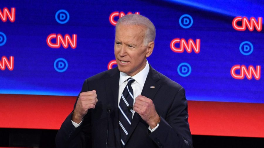 People React After Joe Biden's Eye Appears to Be Filled With Blood During CNN Climate Town Hall
