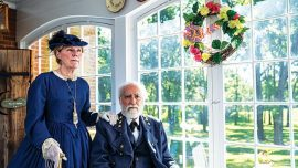 A Love for Fashion Leads to Couple's Nuanced Portrayal of Civil War Figures
