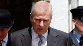 Prince Andrew Gives Interview About His Relationship With Epstein