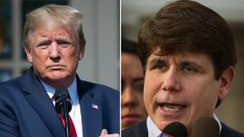 'He Was Treated Unbelievably Unfairly:' Trump Again Talks About Commuting Blagojevich's Sentence